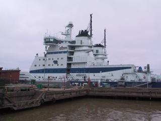3 OTSO級砕氷船